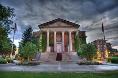 Hendricks Chapel