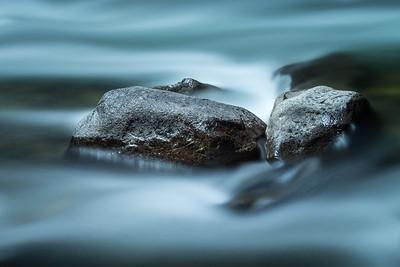 Rocks and Rapids, Wenatchee River