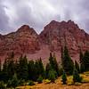 Red Castle Peak, UT