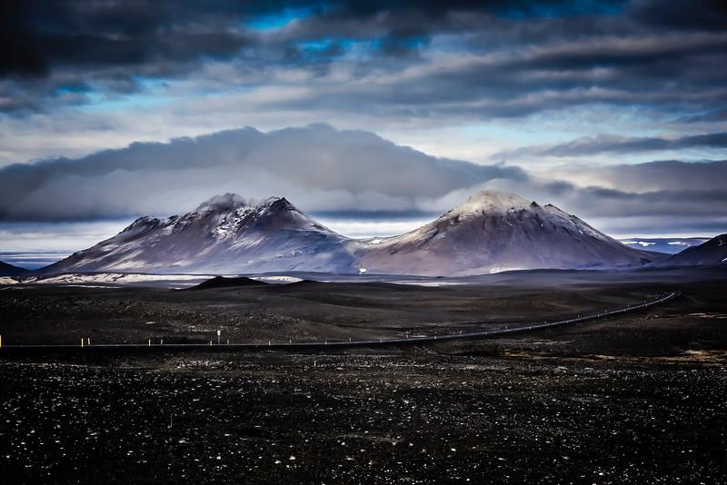 Volcanic Landscape