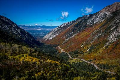 Red Pine Trailhead, UT