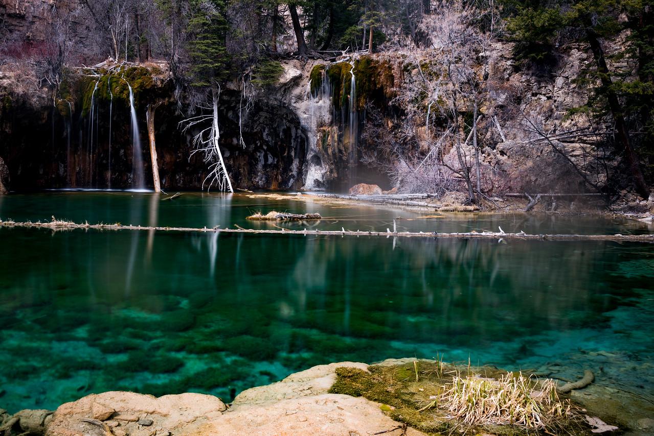 Hanging Lake outside Glenwood Springs, Colorado