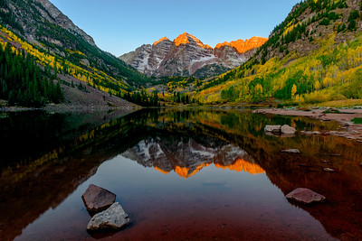 Marron Bells, Aspen Colorado