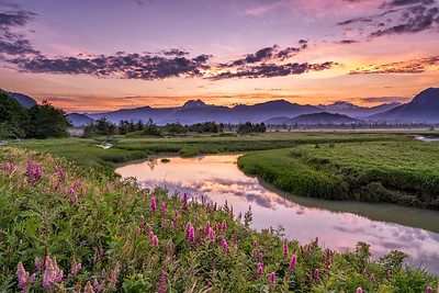 Squamish sunrise