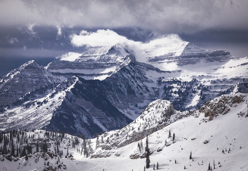 Snowbird Mountain Resort, Utah