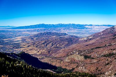 Box Elder Peak Trailhead, UT