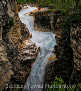 Marble Gorge Falls