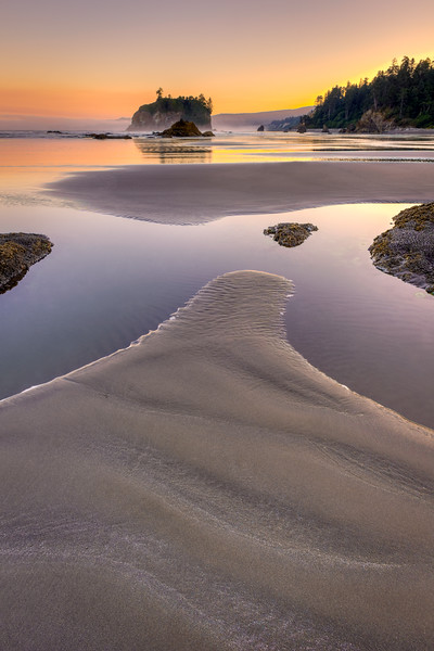 Low Tide Sunrise