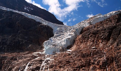 Angel Glacier, Jasper National Park