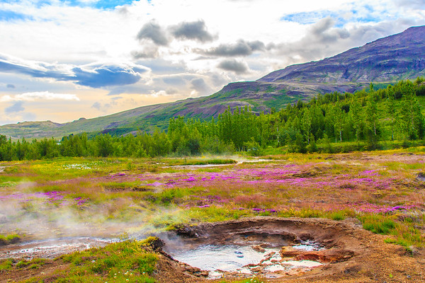 Nature, Iceland