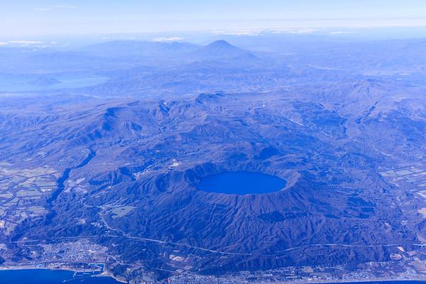 Lake Kuttara, Hokkaido