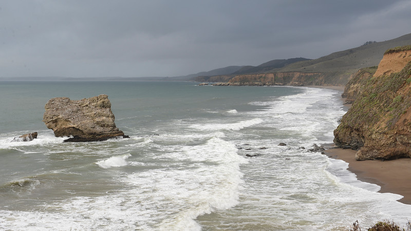 Point Reyes, from Arch Rock