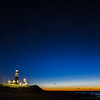 Predawn Montauk Point