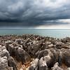 The Atlantic Ocean at Cascais, Portugal