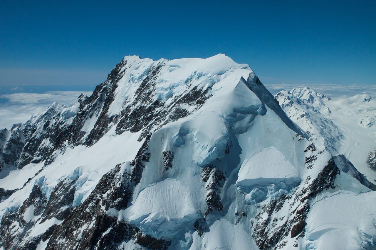 Mount Cook, Aoraki/Mount Cook National Park, South Island, New Zealand