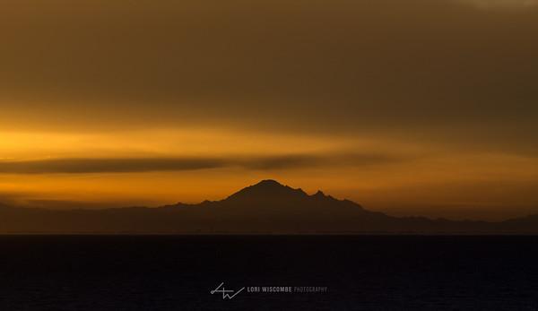 Majestic Mount Baker