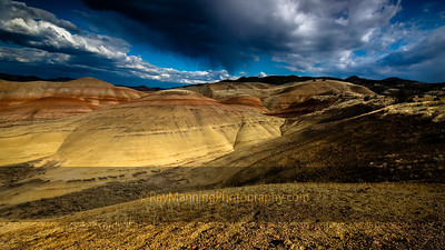 Moods at The Painted Hills