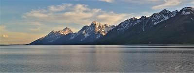 Jackson Lake & Teton Range