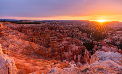 Bryce Canyon Daybreak
