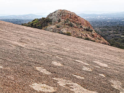 La. From Enchanted Rock