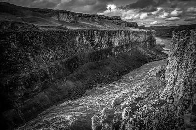 Dettifoss Canyon