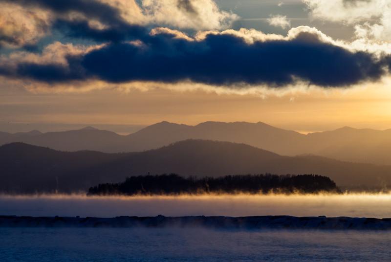 Lake Champlain, Burlington, VT