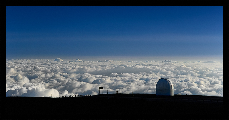Search Above the Clouds