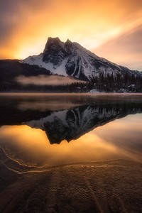 EmeraldLakeSunsetHigh1