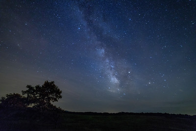 Shenandoah Night Sky