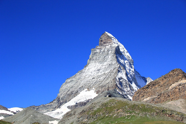 The majestic Matterhorn 4478m, Switzerland