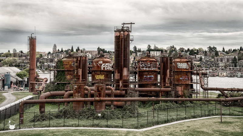 Gasworks Park