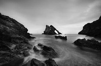 Bow Fiddle Rock - Portknockie - Scotland