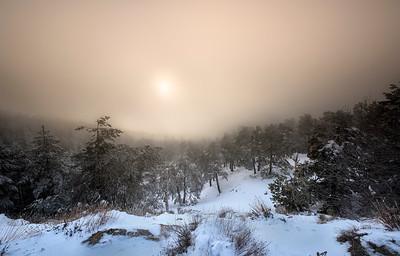 Snow & Haze