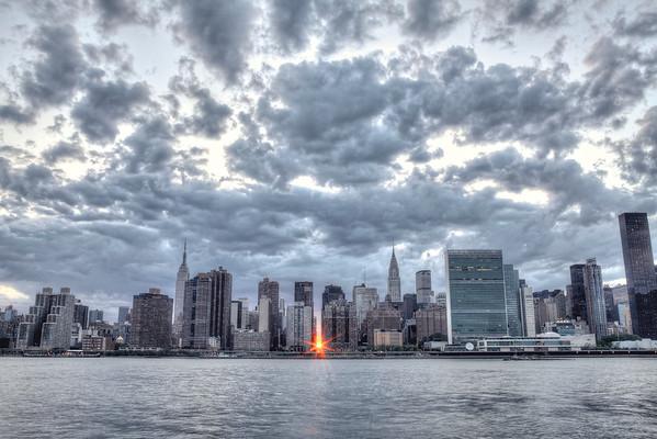 Manhattanhenge 2014