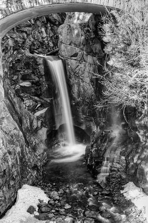 Christine Falls, Mount Rainier National Park