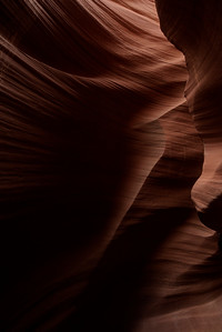 Dark Waves of Sandstone