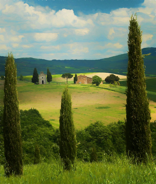 Sunny Tuscany