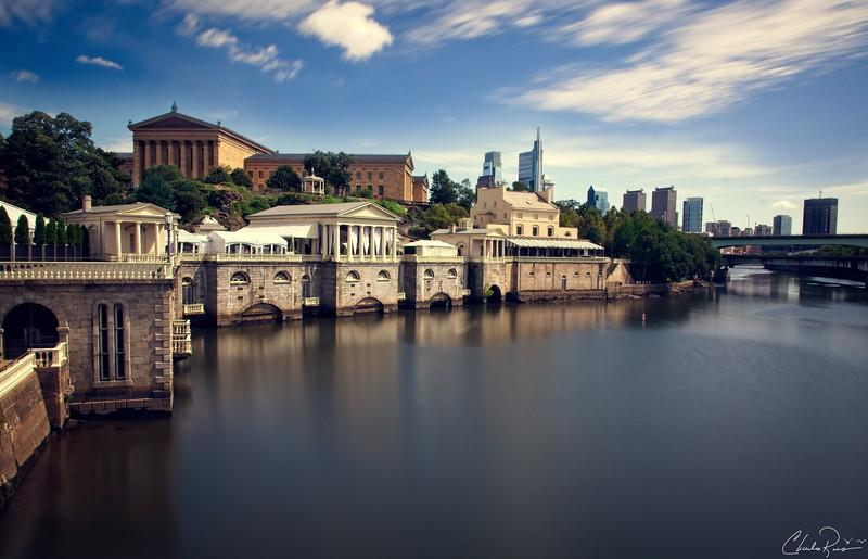 Philadelphia Fairmount Waterworks