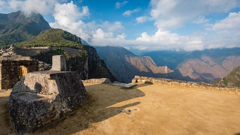 Intihuatana Machu Picchu