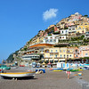 Mountain of House .. Positano, Italy