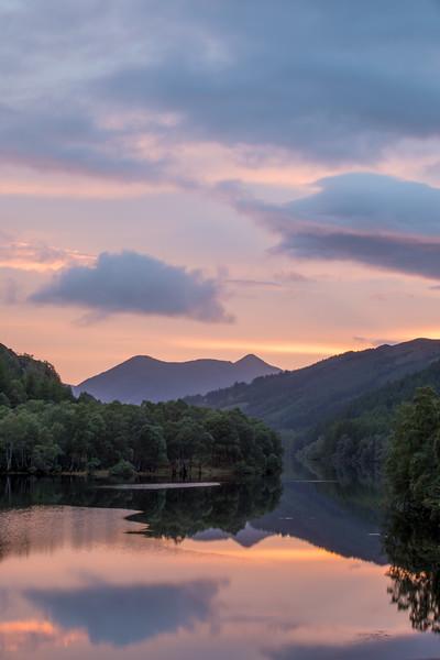 Loch Meig, Scotland