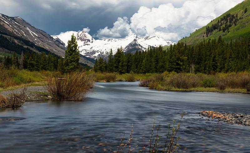 Slate River Valley Spring