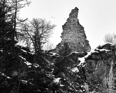 Burgruine Friberg, Siat