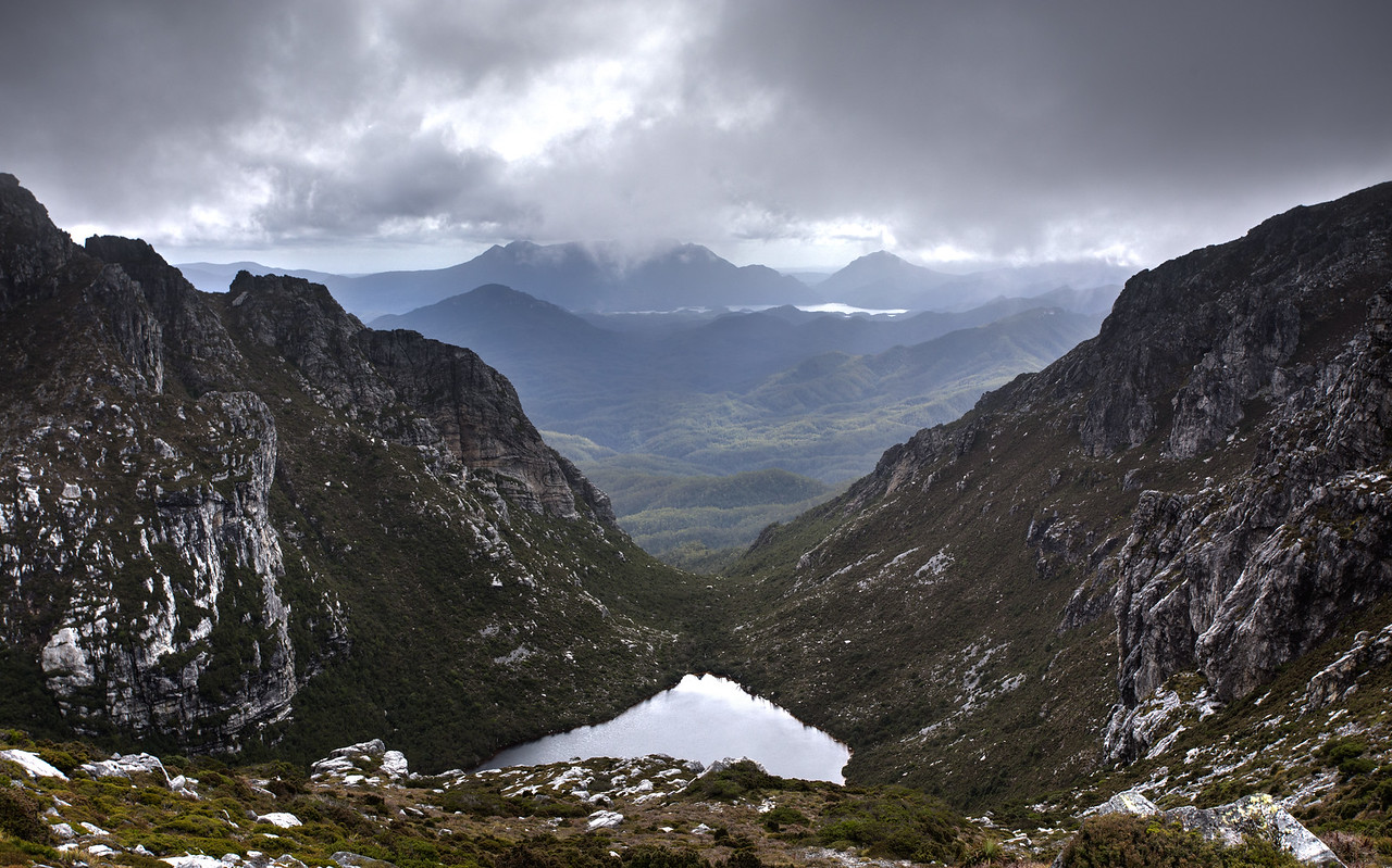 Lake Gwendolen, Tasmania