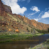 Smith Rock State Park, OR, USA