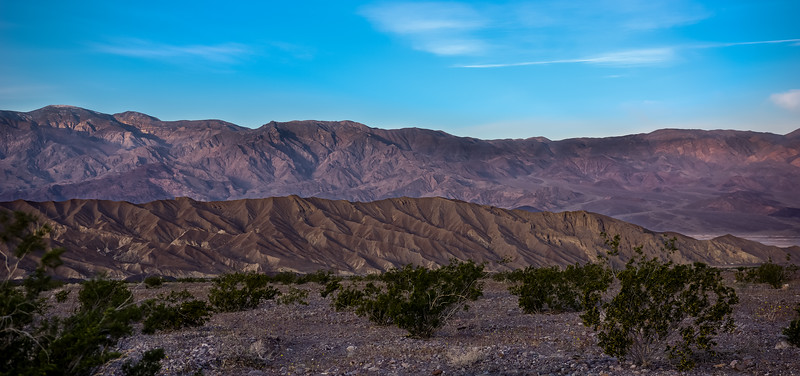 A Death Valley Morning
