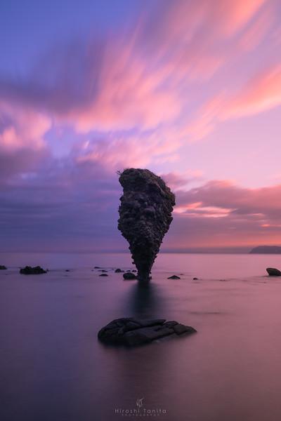 strange rock
