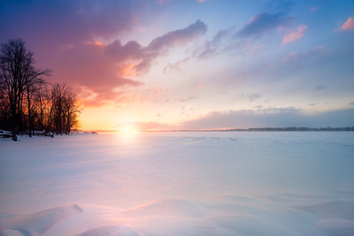 Heavy Winds - Snow Squal - Sunset   Triple Hit