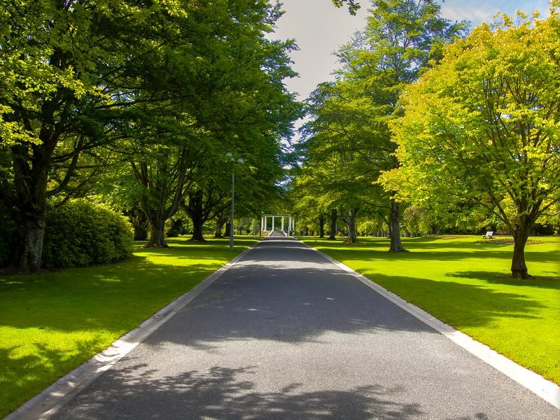 Soft and Green Queens Park Invercargill NZ