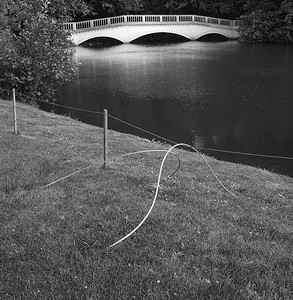 Hose and bridge. Kenwood.